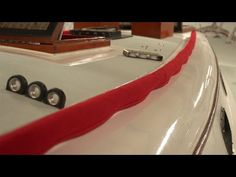 Find out how to make boat grab rail covers using Sunbrella Jockey Red Marine Grade Fabric.