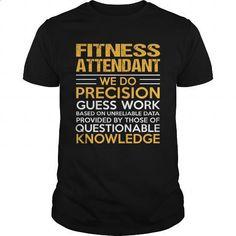 FITNESS-ATTENDANT #shirt #Tshirt. PURCHASE NOW => https://www.sunfrog.com/LifeStyle/FITNESS-ATTENDANT-117473052-Black-Guys.html?60505