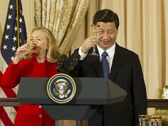 Wikileaks Speech Dump: Hillary Clinton Called It 'Good News' That China's Xi Will 'Assert His Authority' - Breitbart