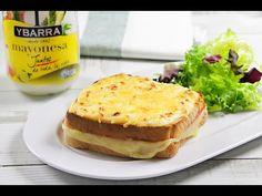Receta Sándwich croque monsieur - Ybarra en tu cocina
