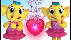 Emmie - Valentines Day Love In World |Nursery Rhymes Collection & Kids Songs | Animal Song | BabyToonz #valentinesday #3dsongsForKids #cartoonsongs