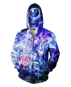 Transcension Zip-Up Hoodie -- Get an extra 10% OFF with Discount Code  BJXRAGE10 -- even on most sale items!