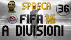 Fifa 16 Ultimate Team Gameplay ITA Walkthrough RTD 1  #36 - Higuain Spre...