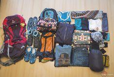 Minimalizm w podróży