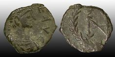 Roman Imperial Zeno AE4 476-491 AD Constantinople, Monogram rev. Exceptional!  Price : $124.95  Ends on : 6 days Order Now