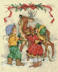 Иллюстрации Donna Race