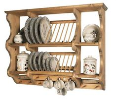 Another plate rack