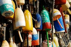 "buoys ...like by this ""gull"""