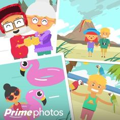 Now you can add 5 people to your #Family Vault with Amazon #PrimePhoto! Enter to win a $500 Amazon Gift Card too #ad