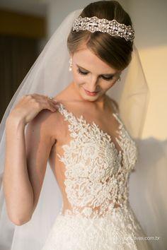 Casamento | Marina + Kauê | Vestida de Noiva | Blog de Casamento por Fernanda Floret