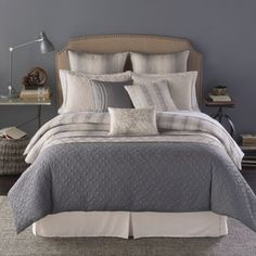 Bryan Keith Sahara Reversible Comforter Set in Sand - BedBathandBeyond.com
