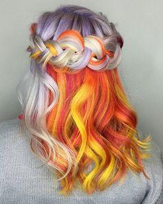 WEBSTA @ taylorrae_hair - F I R E