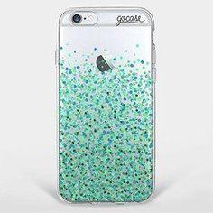 Capinha para celular Green Dots