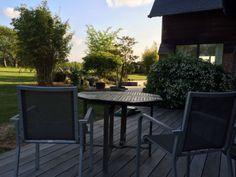 Jongkind Suite, terrace ~ Beehome Honfleur