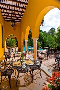 Hacienda Misne Mérida, Yucatán.