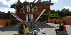 Austria's Upside Down House | Ripley's Believe It or Not!