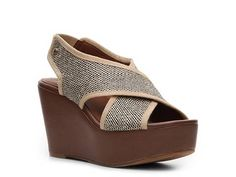 Crown Vintage Lansing Wedge Sandal Wedges Sandal Shop Women's Shoes - DSW