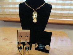 REDUCED Silverware jewelry 3pcs  Necklace  bracelet & by SecChnceTreasure, $60.00