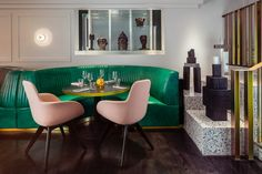 Le nouveau restaurant de Tom Dixon à Londres