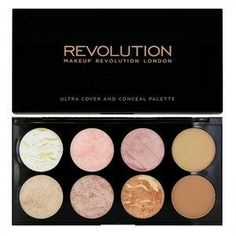 Make up revolution Ultra Blush palette golden sugar