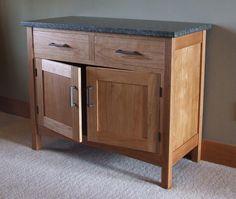 Office Sideboard - Reader's Gallery - Fine Woodworking