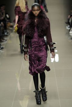 Burberry Prorsum   Fall 2010 Ready-to-Wear Collection   Style.com