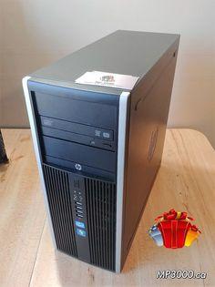 🎅Des idées cadeaux branchées... 🎅 Ordinateur HP Compaq 8200 Elite Intel I3, Windows 10, Information, Central Processing Unit, Software, Computer Hard Drive, Gift Ideas