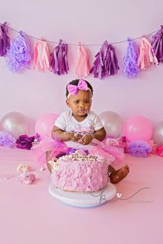 Beautiful little Afika came for her session on her actual birthday! She looked like such a little princess in her tutu, and this one knew how to throw out some fierce poses! Unfortunately, Afika wa… Cake Smash, Little Princess, Photographs, Birthday Cake, Beautiful, Cake Smash Cakes, Photos, Birthday Cakes, Cake Birthday