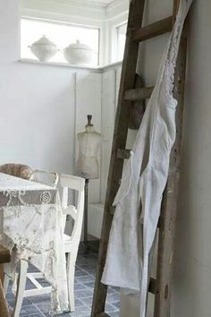 Romantic vintage home