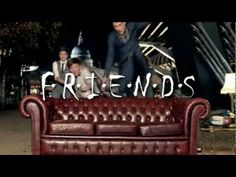Friends Theme - One Direction