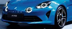 2018 Alpine A110 [production]. Revealed by Alpine on Feb 28 2017, ahead of the Geneva show.