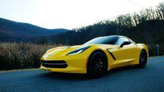 The 2014 Corvette