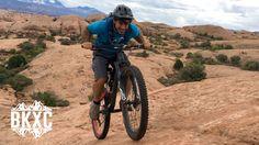 Mountain Biking Slickrock in Moab, Utah New Brunswick Canada, Trail Guide, Fat Bike, Riding Gear, Mtb, Trekking, Mountain Biking, Bicycle, Camping