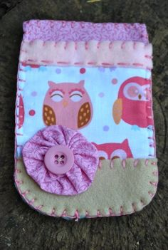 Pink owls with pink YoYo ~ iPhone Covers