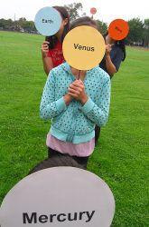 Solar System of Kids