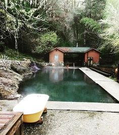 The Best Hot Springs in California: Big Sur, Ojai, and Mendocino - Vogue