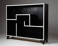 Axel Einar Hjorth, 'Bookcase attributed to Axel Einar Hjorth for NK,	 Sweden,' ca. 1930, Modernity