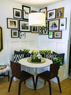 The Best Small Apartment Dining Room Ideas The Best Small Apartment Dining Room IdeasThe dining room can be especially hazardous, regardless of whether your home a conventional dining Dining Room Table Decor, Decoration Table, Dining Room Design, Dining Room Furniture, Design Bedroom, Room Chairs, Furniture Ideas, Small Living Room Layout, Living Room Bar