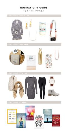 Gifts for Ladies — Coffee + Crumbs