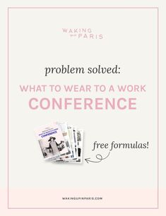 Dressing For A Work Conference | Business | Tips & Tricks | Personal Style Online | Coach | Online Fashion Stylist | Mum & Mom Entrepreneurs | Mumpreneur & Mompreneur | Personal Brand Styling #personalstyle #momstyle #momiform #mompreneur #momboss