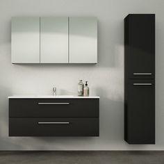 Badeværelsessæt fra Bauhaus. Fås også i lille udgave fx til ungernes badeværelse.