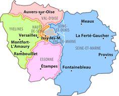 33 Best Ile De France Images Ile De France Major Oceans