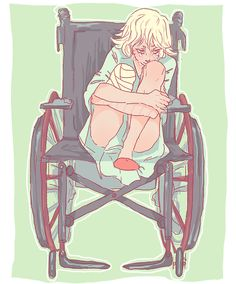 """""""This wouldn't have happened if I did my job properly."""" DON'T EVEN BRING UP JUUZOU OR SHINOHARA AROUNd me"""
