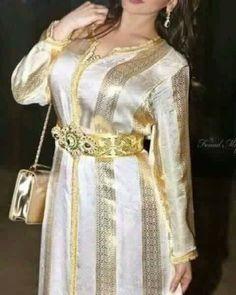 Moroccan Princesses | Nuriyah O. Martinez | Moroccan Caftan Moroccan Caftan, Oriental Fashion, Sari, Style Inspiration, Crochet, Outfits, Beauty, Dresses, Morocco