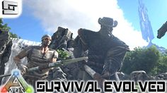 ARK: Survival Evolved - EXPLORING THE ISLAND!! E8 ( Gameplay )