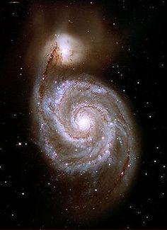 Cannibalistic Galaxy