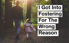 How to handle the parents of your foster kids