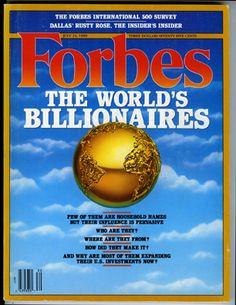 1989 World's Billionaires