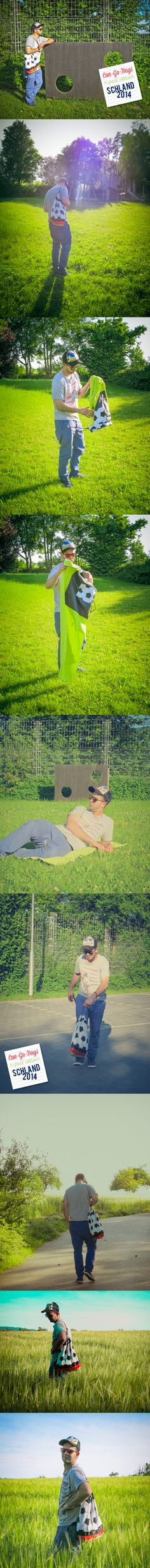 Look Book - Can-Ga-Bag: Schland 2014 *SPECIAL EDITION*