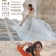 Habt ihr Lust auf emotionale Fotos von dem wunderschönsten Tag eures Lebens? Als leidenschaftliche Hochzeits- und Portrait-Fotografin lebe ich meinen Traum. Ich freue mich darauf, eure verliebten Blicke zu fotografieren und die vielen magischen, unvergesslichen Momente für immer festzuhalten. Schreibt mir doch gleich eine Nachricht oder ruft mich an! Ich freue mich darauf, euch kennenzulernen. One Shoulder Wedding Dress, Wedding Photography, Portrait, Wedding Dresses, Movies, Movie Posters, Fashion, In Love, Getting Married